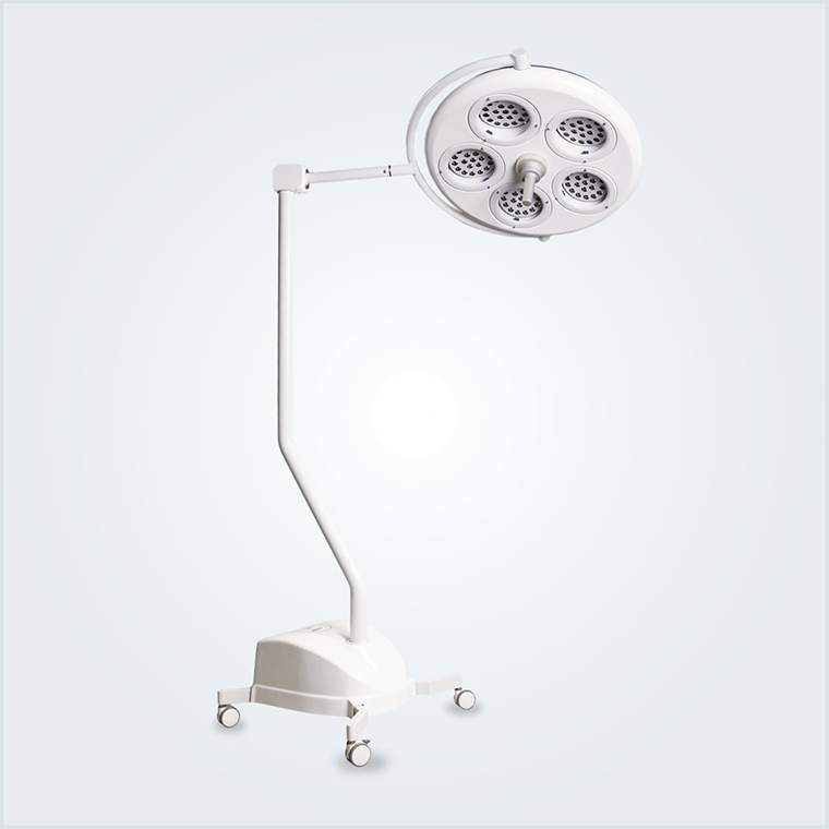 Lamparas quirúrgicas auxiliar INP 5 F-Master LED